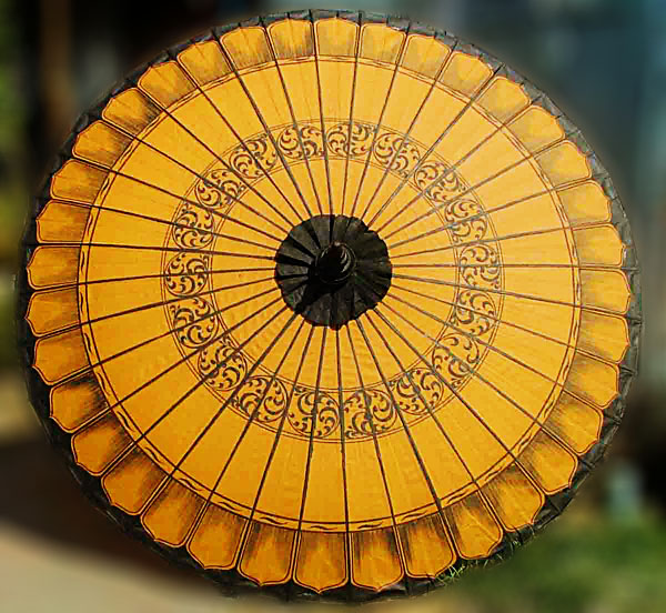 Bagan Umbrella Of Myanmar Handmade Umbrella Exporter