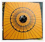 Square Umbrella From Myanmar Handmade Umbrella Exporter Myanma Traditional Manufacturing